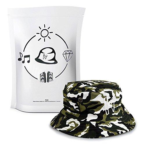 Huebi Bucket Hat/Gorro de Pescador - Moderno y con Estilo.