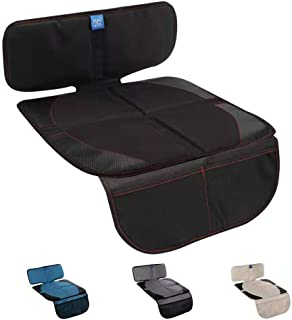 Funbliss Car Seat Protector for Baby Child Car Seats - Auto Seat Cover Mat for Under Carseat with Thickest Padding to Prot...