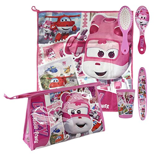 Made in Trade Superwings Trousse DE Toilette, 2500000691, Rose