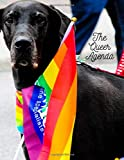 The 2020 Gay Agenda: 8.5 by 11 inch planner for Birthday, Christmas or Anniversary Gift for love ones