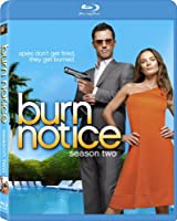Burn Notice: Season 2 [Blu-ray] [Import]