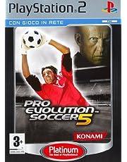 Pro Evolution Soccer 5 PLT
