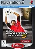giochi ps2 lista  Pro Evolution Soccer 5 PLT