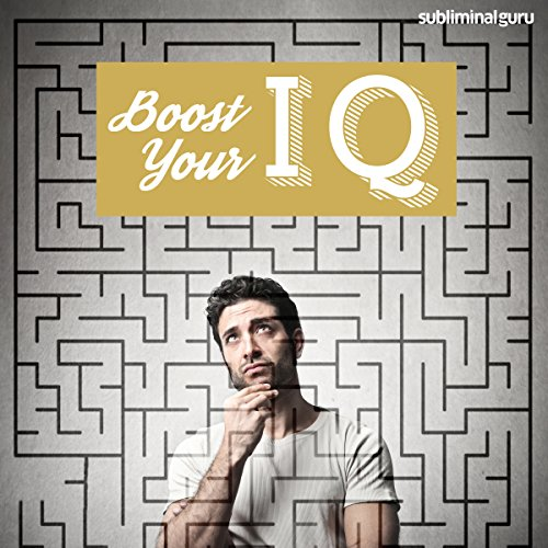 Boost Your IQ audiobook cover art