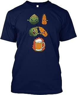 Beer Fusion Funny tee Tshirt - Hanes Tagless Tee
