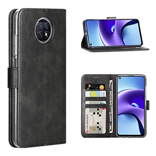 Coque pour Xiaomi Mi 10T Lite 5G Antichoc /étui Rabat Cuir Case Portefeuille TPU Gel Bumper Silicone Wallet Cover Aimant Housse pour Xiaomi Mi 10T Lite 5G ZISD042163 Bleu