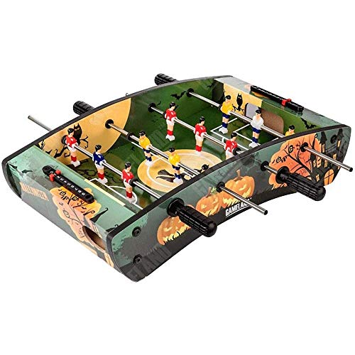 Lowest Price! CJVJKN Table Soccer,SportsTable Game Inches - Features Hollow Steel Player Rods, Bead ...