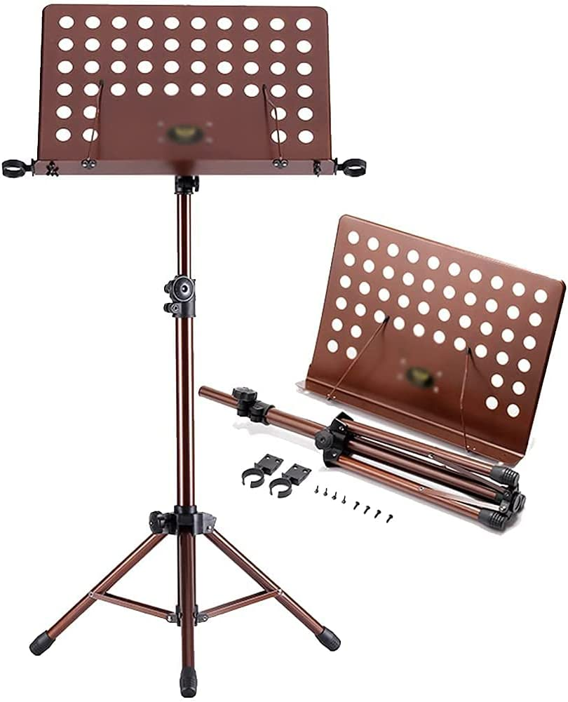 Livronic Basic professional folding Max 63% OFF guit stand music Bombing new work orchestral