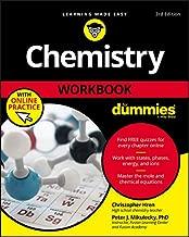 Chemistry Workbook For Dummies