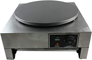 Elektriska crepes Maker, 3 KW pannkaksmaskin crepesmaskin crepesils crepeplatta stekpanna wrapmaker pannkakor 50–300 ℃