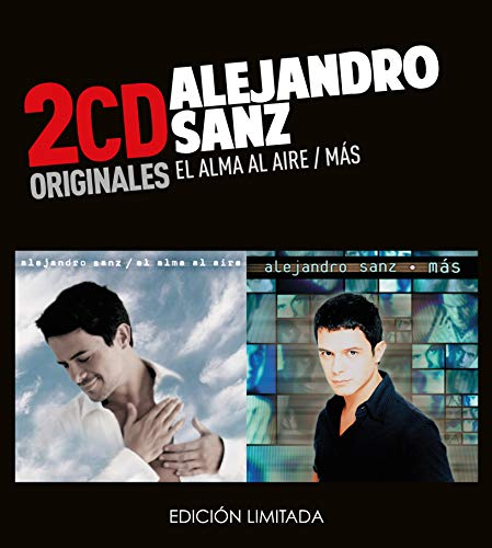 Alejandro Sanz -El Alma Al Aire / Mas (2 CD)