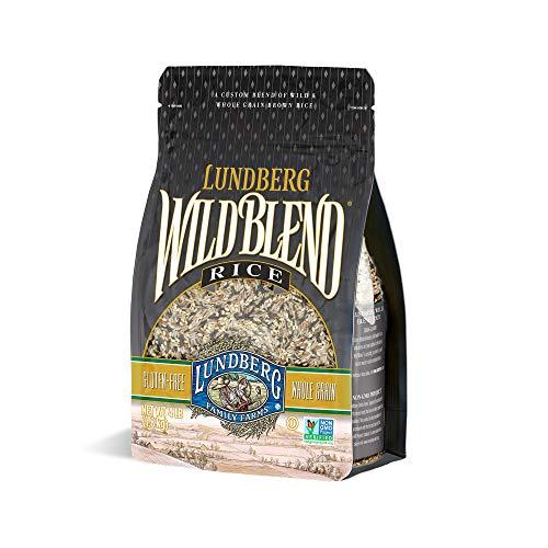 Lundberg Gourmet Wild and Whole Grain Brown Rice Blend, Gluten Free