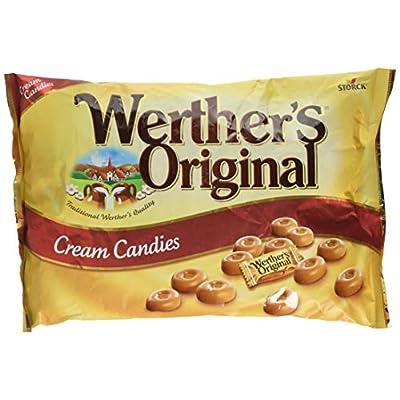 werthers original cream candies 1 kg Werthers Original Cream Candies 1 kg 51CvKfCJT L
