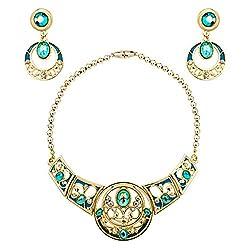 Disney Store Princess Jasmine Kids Costume Jewelry Set from Amazon Prime