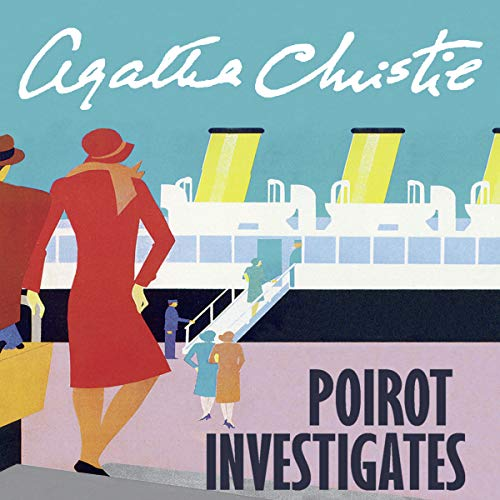 Poirot Investigates                   By:                                                                                                                                 Agatha Christie                               Narrated by:                                                                                                                                 David Suchet                      Length: 5 hrs and 41 mins     29 ratings     Overall 4.6