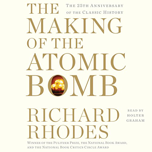 The Making of the Atomic Bomb cover art