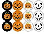 STOBOK Pegatinas de Calabaza de Halloween Adornos para Niños Proyectos de Manualidades Fabricación...
