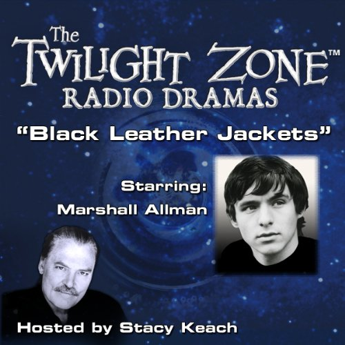 Black Leather Jackets audiobook cover art