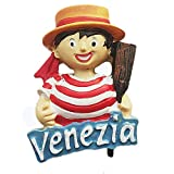 MUYU Magnet Imán para Nevera con diseño de Venecia en 3D