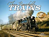 Those Remarkable Trains 2021 Wall Calendar