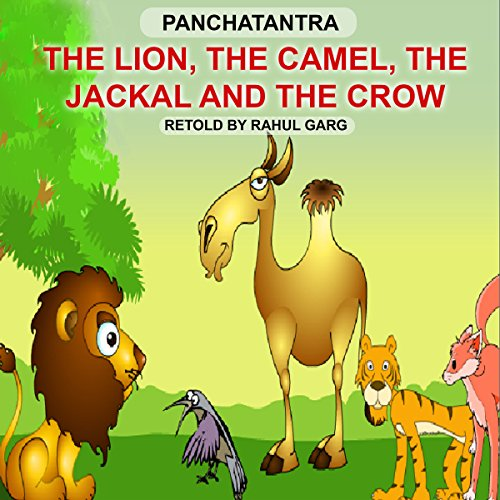 The Lion, the Camel, the Jackal and the Cow audiobook cover art