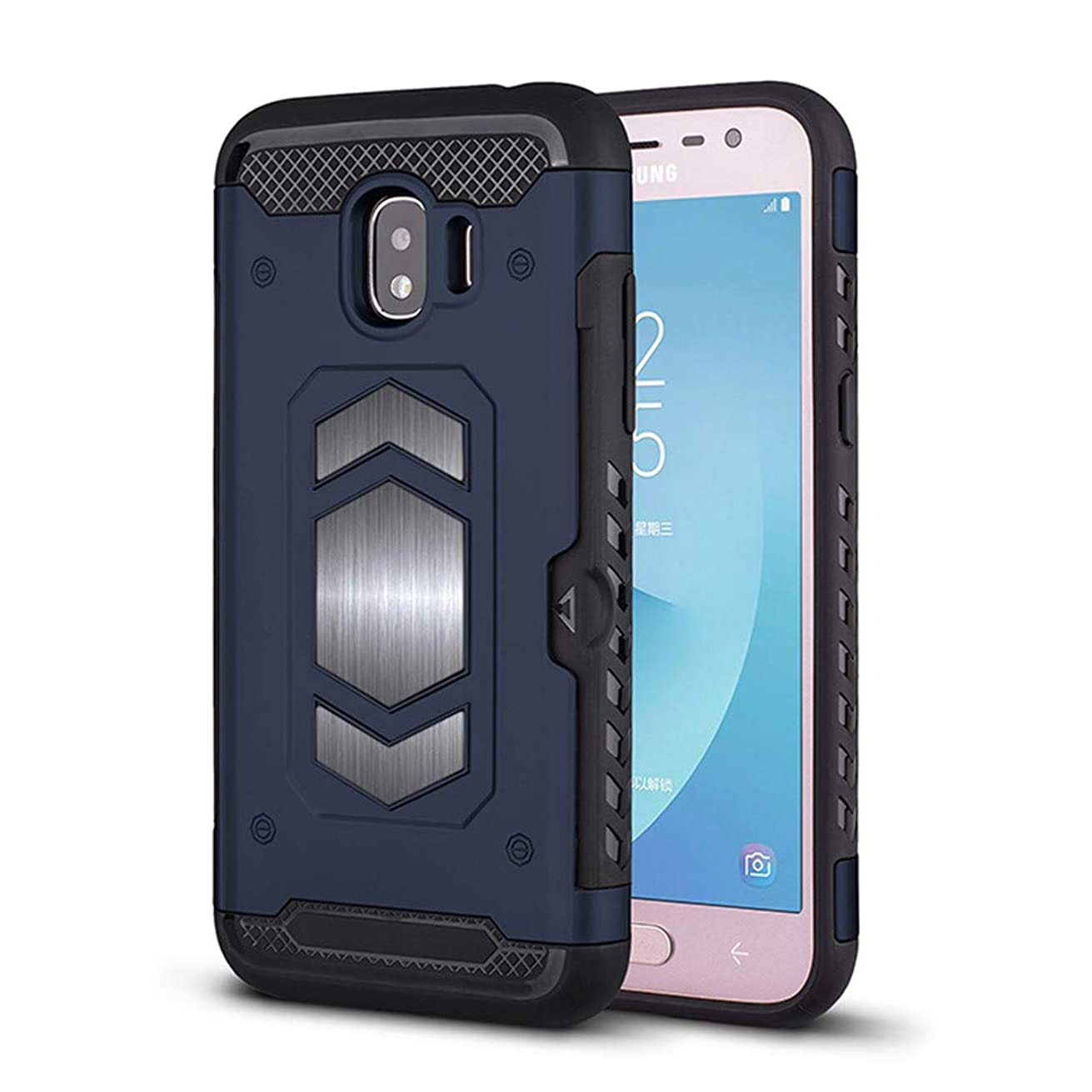 Case Compatible with Heavy Duty Full Body Protector Galaxy Note 9,with Card Slot and Magnetic Car Mount