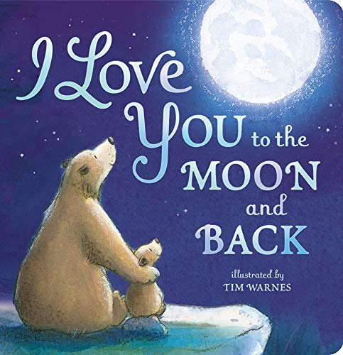 I Love You to the Moon And B