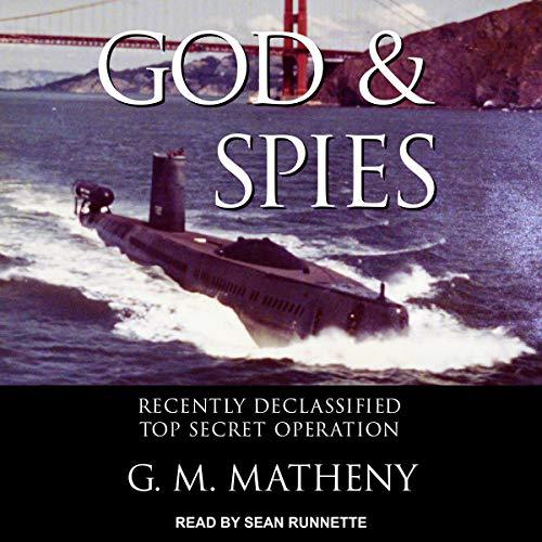 God & Spies audiobook cover art