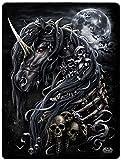 Spiral Dark Unicorn Manta polar Negro