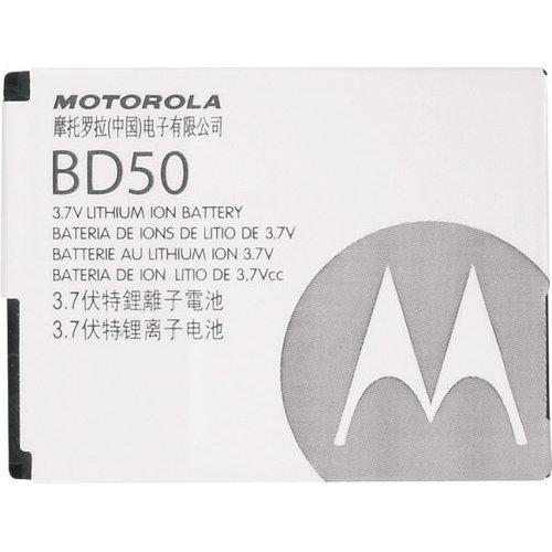 Motorola Batterie BD50 Lithium-Ion 3.7V