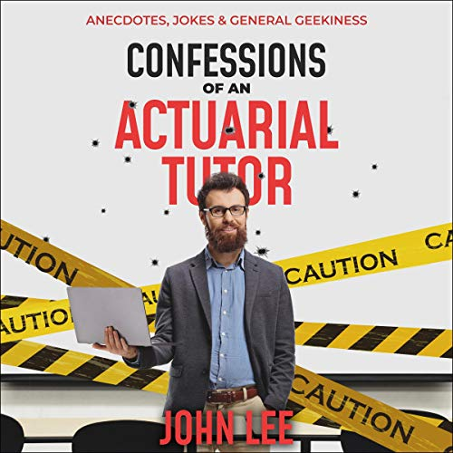 Confessions of an Actuarial Tutor audiobook cover art
