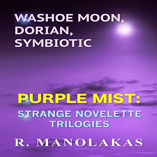 Washoe Moon, Dorian, Symbiotic audiobook cover art