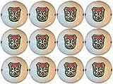 A&R Collectibles, Inc. White Bushwood Country Club Logo Golf Balls (1 Dozen) Wilson Staff Elite