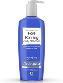 Neutrogena Pore Refining Daily Cleanser, 6.7 Fl. Oz.