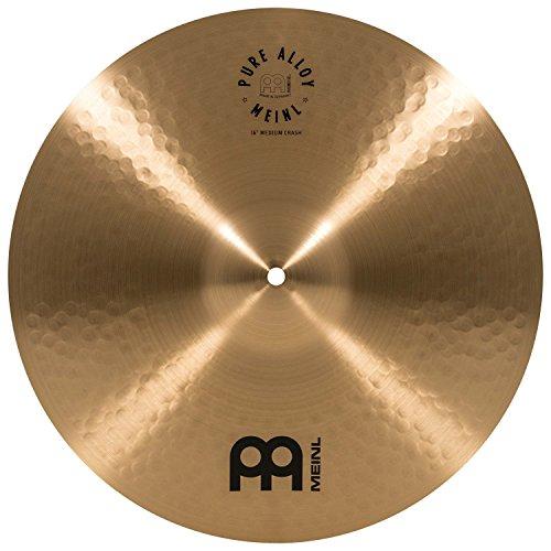 "MEINL Cymbals マイネル Pure Alloy Series クラッシュシンバル 16"" Medium Crash PA16MC 【国内正規品】"