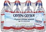 Best Water Geysers - Crystal Geyser Bottled Water w/ Sport top Kid Review