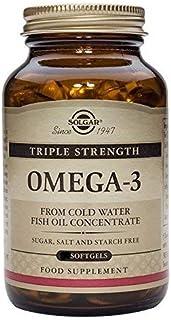 Solgar, Triple Strength Omega-3, 950 Mg, Epa & Dha, 100 Softgels