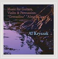 Music for Guitars Violin & Percussion