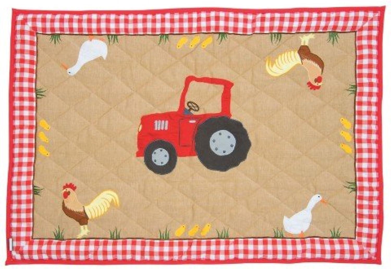 Small Barn Floor Quilt (SBARNFQ)