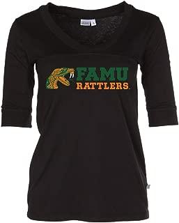 Official NCAA FAMU Rattlers - Women's 3/4 Sleeve Football Jersey