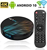 TV Box Android 10.0 2020 Newest RK3318 Quad Core 64bit Android Box 2GB