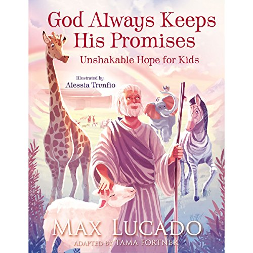 God Always Keeps His Promises Titelbild