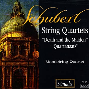 """Schubert: String Quartets Nos. 12, """"Quartettsatz"""" and 14, """"Death and the Maiden"""""""