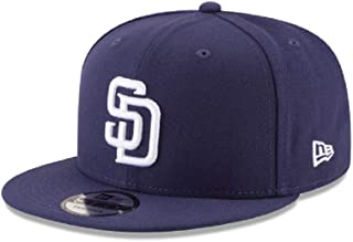 New Era San Diego Padres Adjustable 9Fifty MLB Straight Brim Baseball Cap 950