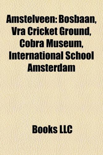 Amstelveen: Bosbaan, Vra Cricket Ground,