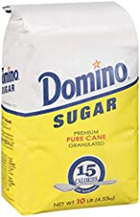 Extra fine granulated, free-flowing and of the highest quality Premium pure cane sugar This all-purpose sugar is ideal for table use, baking, preserving, canning, and for sweetening beverages