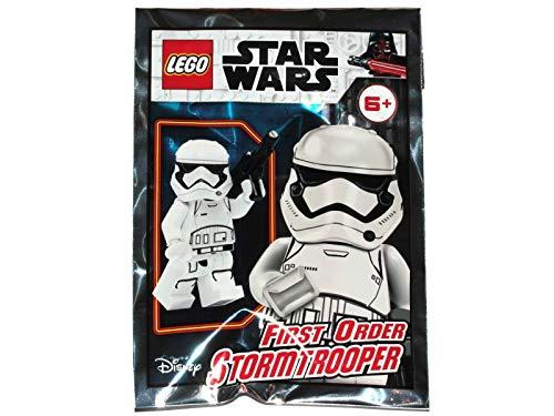Blue Ocean LEGO Star Wars 911951 - Juego de papel de aluminio para soldado de la primera orden (bolsa)