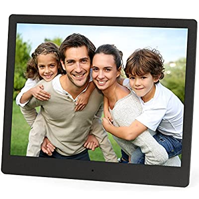 Micca Digital Photo Frame with High Resolution Widescreen LCD