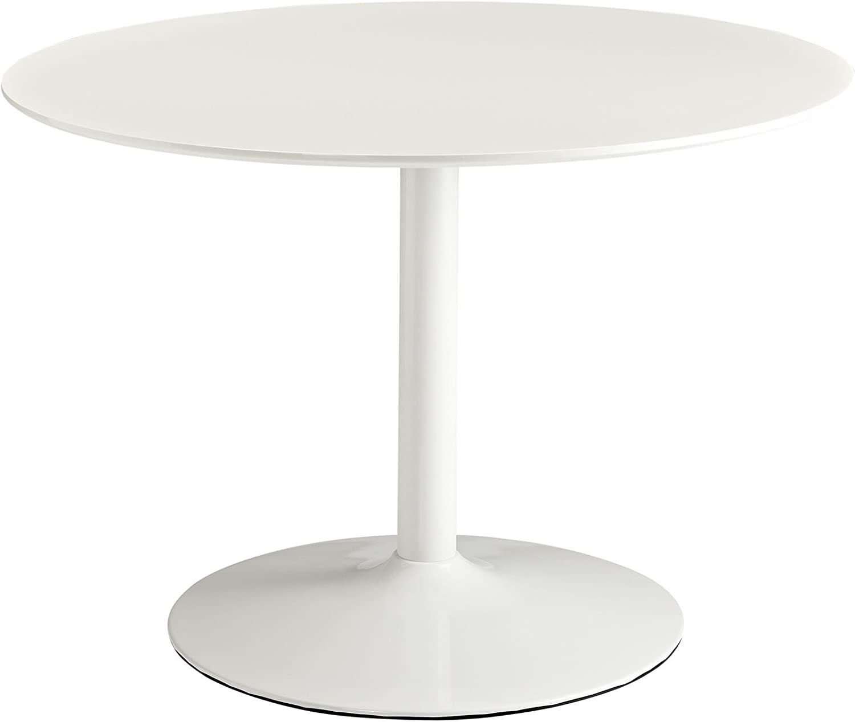 Modern tulip style table
