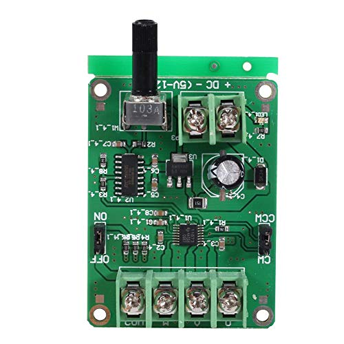 Keenso Brushless Motor Driver Board Controller 9V bis 12V DC Driver Board Controller für Festplatte